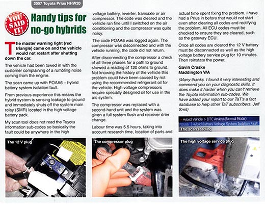 Handy Tips For Hybrid Cars